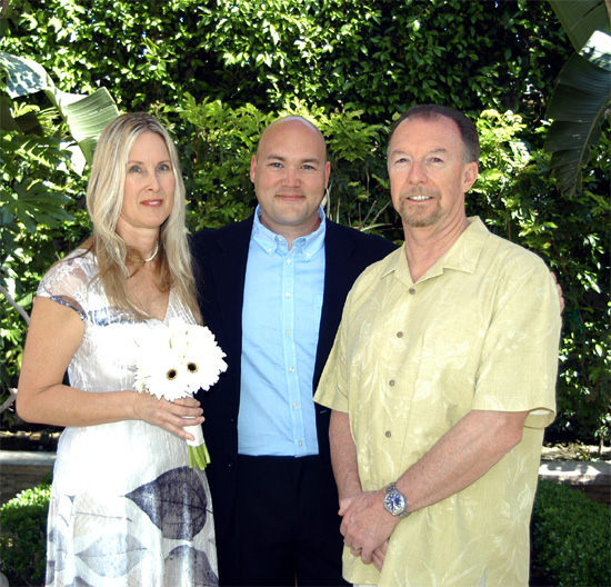 Tom and Debora Giffin getting married